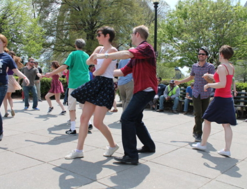 Introducing the Lindy Hop: The Foundation of Swing